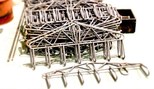 亜鉛の付かない冶具【業界初】